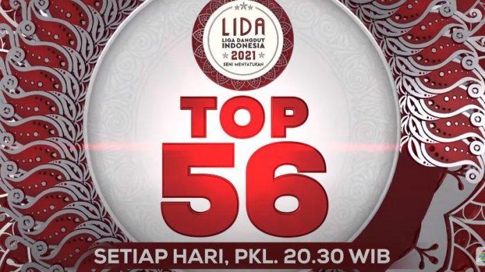 LIDA Malam Ini, Ada Alisyah, Idrus, Rindi dan Sofyan di TOP 56 Grup 6 Merah LIDA 2021, Ini Cara Vote