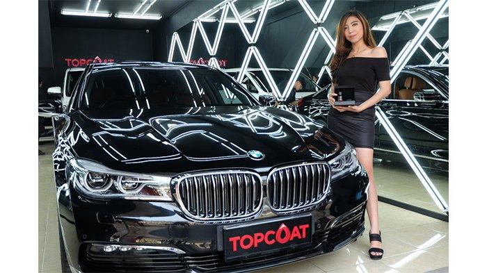 Kini Bodi Mobil Dapat Dilapis Kaca, TOPCOAT Infrared Room Pertama dan Satu-satunya di Pekanbaru