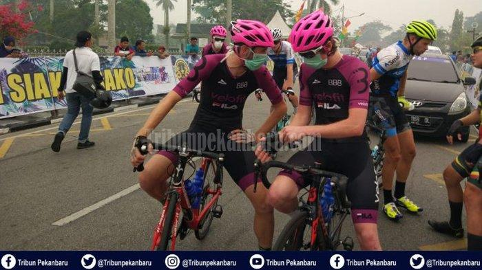 BERBAHAYA, YEZS Desak Tour de Siak 2019 Dihentikan karena Kualitas Udara di Riau Berbahaya