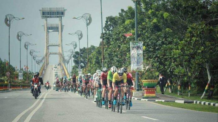 Bukti Siak Diakui Dunia Tour de Siak Masuk Kalender UCI
