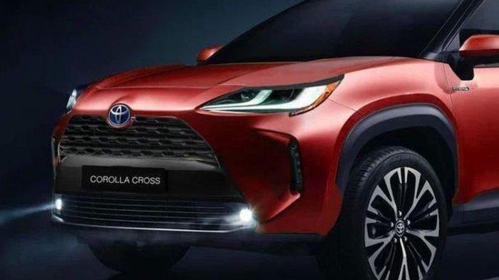 Usung Aneka Fitur Canggih dan Meluncur Juli 2020, Toyota Corolla Cross Bakal Jadi Pesaing Honda HR-V