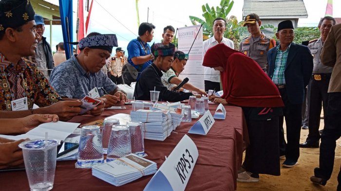 Gesa Kumpulkan Formulir C1 Pilgub Riau, KPUD Pelalawan: Sudah Lebih 50 Persen Masuk