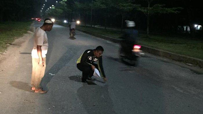 Tragis, Kecelakaan di Pekanbaru, Ibu 51 Tahun Tewas Setelah Kepala Terlindas Truk, Ini Kronologinya