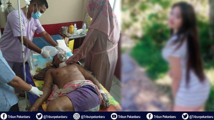 TRUE STORY, Mama Muda di Riau Suruh Dua Pria Aniaya Suami Tanpa Imbalan, Sang Suami Akhirnya Tewas