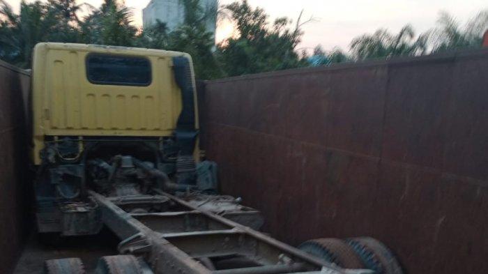 Gagal Raup Untung,Truk Curian Mau Dijual ke Lampung,Kawanan Pencuri Keburu Dibekuk Polres Pelalawan