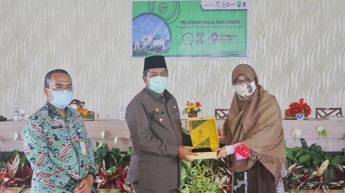 Bupati Siak Dikunjungi Rektor IAI Tazkia,Ini Harapan pada Anak Siak yang Tempuh Pendidikan di Bogor