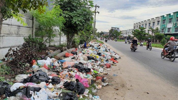 Wali Kota Pekanbaru Akui Sangat Menghormati Proses Hukum Terkait Permasalahan Sampah