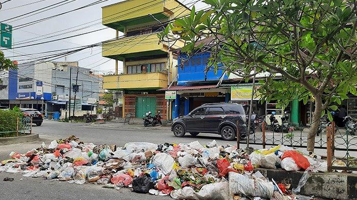 SAMPAH Makin Menumpuk di Pekanbaru, Apa Kata Walikota?