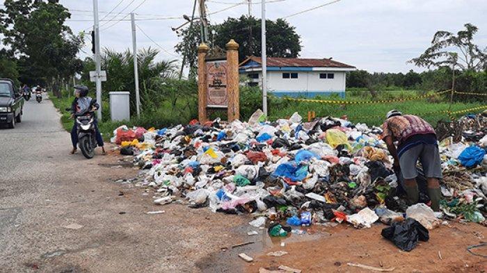 Produksi Sampah di Dumai Sehari 50 Ton, TPS Tak Sanggup Tampung, Apa Upaya Pemko?
