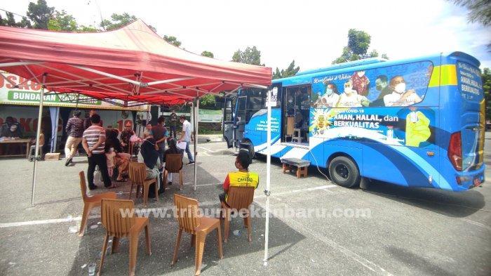 Waspada, 48 Kelurahan di Pekanbaru Masuk Zona Merah Covid-19