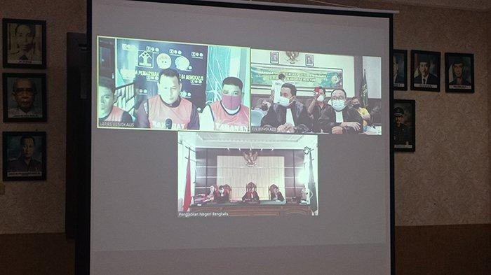 3 Kurir 42Kg Sabu di Bengkalis Dituntut Hukuman Mati,Terdakwa Ingat Anak Istri Minta Ini pada Hakim