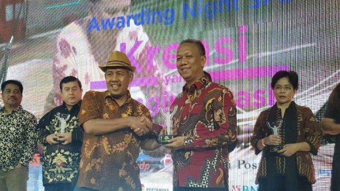 Terbaik di Indonesia, Majalah UIRNews Raih Gold Winner di  InMA SPS Pusat