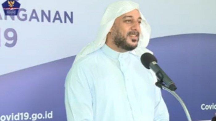 Kondisi Terkini Syekh Ali Jaber, Teuku Wisnu Sampaikan Kabar: Alhamdulillah Sudah Mulai Membaik