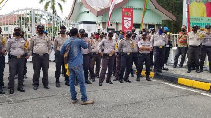 Mahasiswa Pertanyakan Sapi Kurban DPRD Riau yang Dibawa ke Demokrat, Agung : SebaiknyaTabbayun dulu