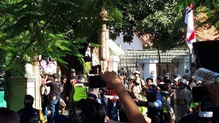 Update Pasca Rusuh di Papua, Kronologi Pengepungan dan Pengamanan Asrama Mahasiswa Papua di Surabaya
