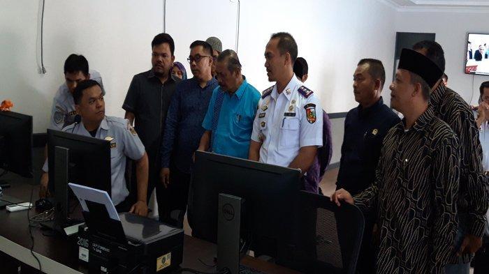 Dishub Pekanbaru Ajukan Naik Tipe A, Pansus SOTK DPRD Kunjungi UPT Baru