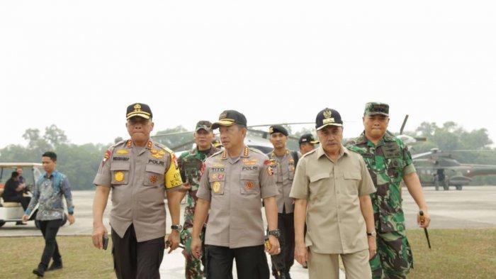 Gubernur Riau Sebut Kebakaran Hutan Dekat 109 Sumur Minyak, Pertamina Lirik: Cuma 2 Titik yang Dekat
