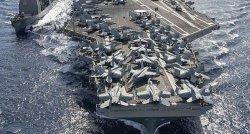 Armada Tempur AS Masuk ke Laut China Selatan, Xi Jinping Keluarkan Titah Siap Perang