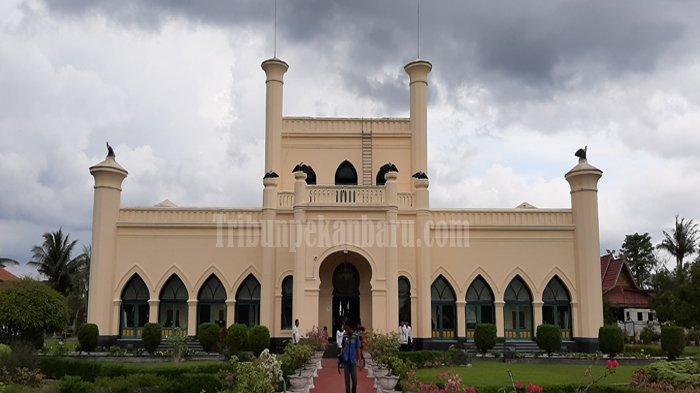 Horeee, Istana Siak Akan Dibuka Kembali Setelah Ditutup karena Pandemi Covid-19