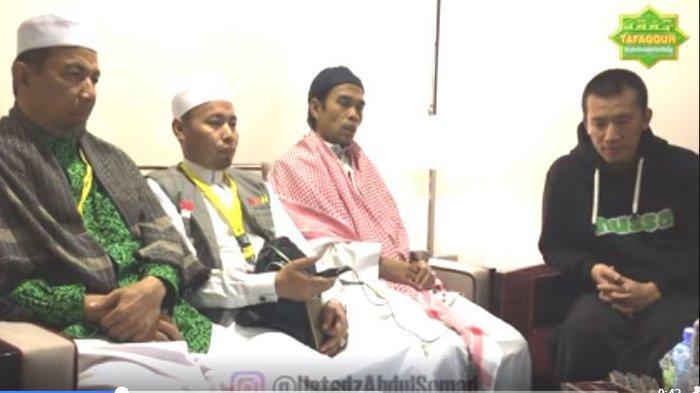 Ustaz Abdul Somad hingga Felix Siauw Doakan Kesembuhan Ustadz Arifin Ilham