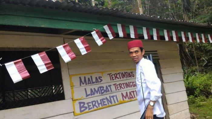 Ustads Abdul Somad Penasaran Ingin JumpaKyai, Setelah Ketemu Netizen yang Baca Merinding