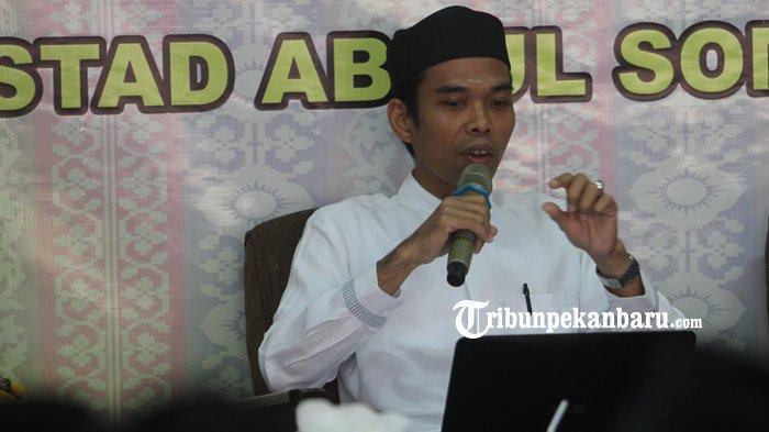 Penjelasan Ustadz Abdul Somad Soal Wanita yang Bekerja di Luar Rumah, Ada Syarat & Ketentuannya