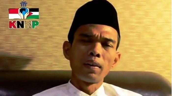Ustaz Abdul Somad Ajak Umat Muslim Peduli Palestina dengan 3 Cara Ini. Simak Videonya
