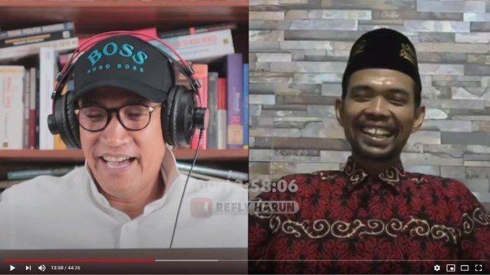 Ustaz Abdul Somad BLAK-BLKAN ke Refly Harun Soal Perlakuan BUMN Usai Ia Dukung Prabowo di Pilpres