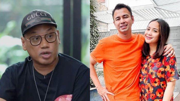 Blak-blakan, Uya Kuya Ungkap Pernah Setting Hubungan Raffi Ahmad & Nagita Slavina