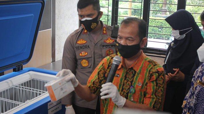 Tunggu Instruksi dari Pemprov Riau, Ini Kemungkinan Jadwal Vaksinasi Covid-19 di Bengkalis