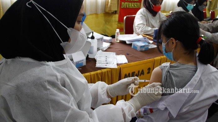 Percepat Herd Immunity, Pemerintah Gelar Vaksinasi Covid-19 Untuk Anak Usia 12-17 Tahun