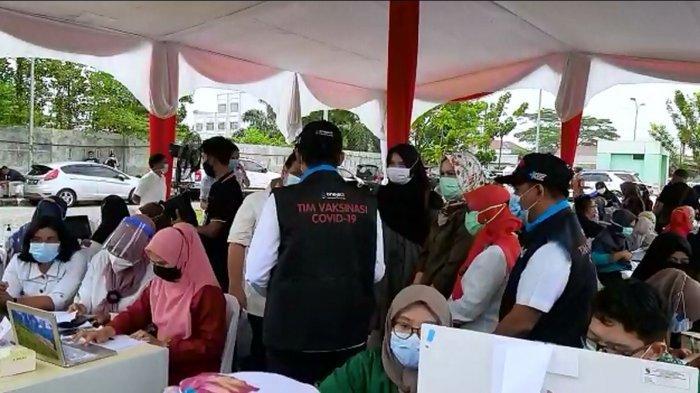 Sebanyak 2 Ribu Orang di Riau Sudah Jalani Vaksinasi Tahap ke II, Agar Antibodi Maksimal