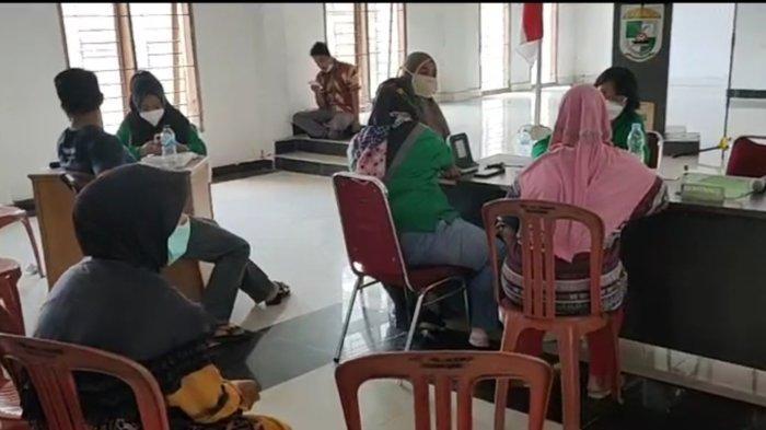 Update Covid-19 Riau, Komunitas Adat Terpencil di Daerah Pesisir Pelalawan Akan Segera Divaksin