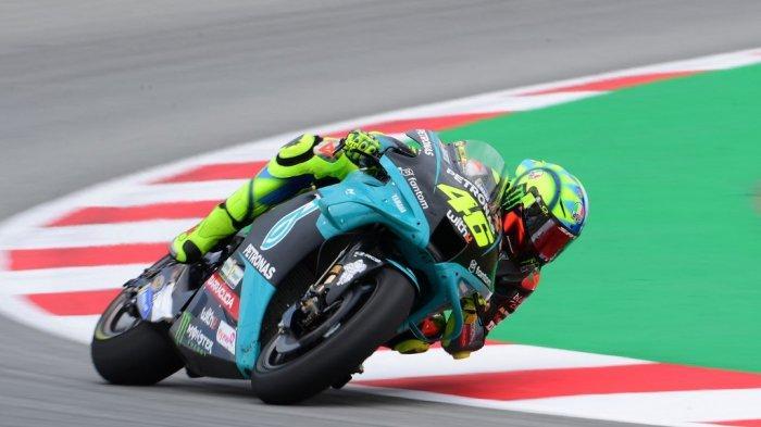 Hasil F3 MotoGP Inggris 2021, Jack Miller Tercepat, Valentino Rossi ke-7, Marc Marquez Urutan 10