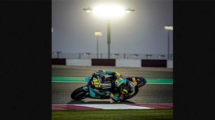 Rossi Tanggapi Persainganya dengan Morbidelli di MotoGP 2021, Rekan Setim Ibarat Lawan Pertama