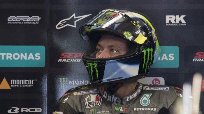 Valentino Rossi Curhat Jelang Race MotoGP Americas 2021, Saya Tidak Beruntung