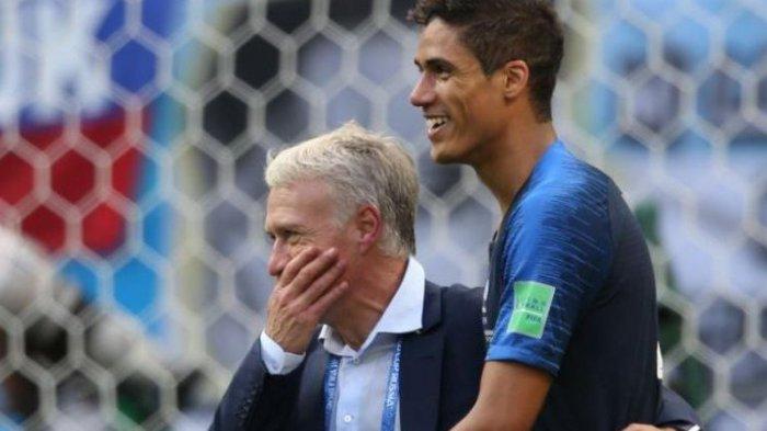 Prancis Vs Belgia Piala Dunia 2018, Varane Fokus Hentikan Hazard dan Lukaku