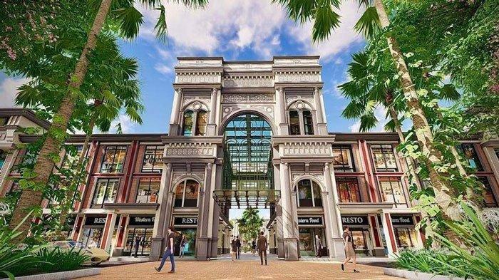 Pertama di Indonesia, Venesian Mall Usung Konsep Open Air Mall di Batam