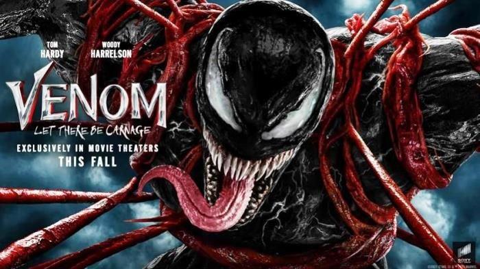 Nonton Venom 2 Carnage Full Movie Sub Indo: CEK Sinopsis Venom 2