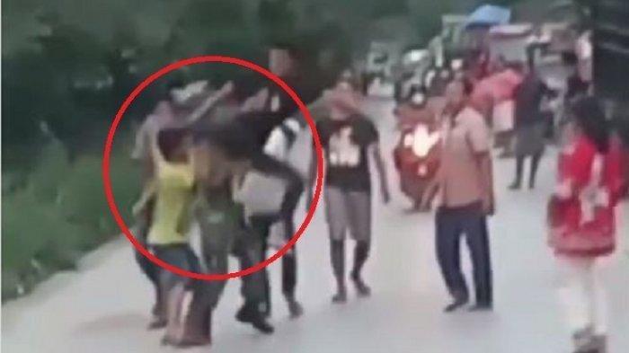 Beredar Kabar Warga Tutup Akses Jalan Gegara 6 Pemuda Ditangkap, Ini Kata Kapolres Sijunjung