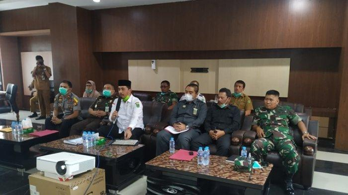 BREAKING NEWS: Kasus Covid-19 di Inhu Riau, Ada 65 ODP Tersebar di 14 Kecamatan