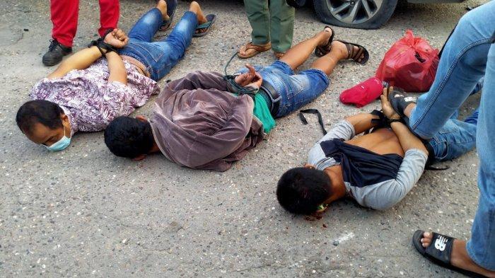 Mak Banyak Sabunya, Berapa Duit Tuh,Video Penangkapan 3 Terduga Pengedar Narkoba Viral di Medsos
