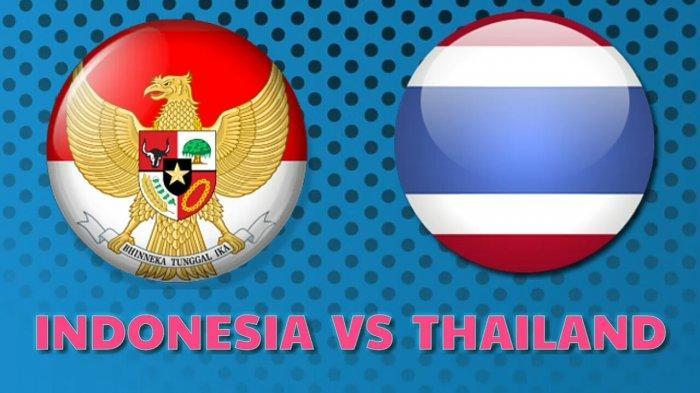 Teseok! Ini Jalannya Pertandingan Indonesia vs Thailand Di Kualifikasi Piala Dunia 2022 Zona Asia