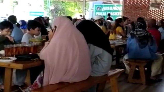 Sebut Pemerintah Zalim, Emak-emak Asal Padang yang Buat Video Tak Takut Corona Diperiksa Polisi