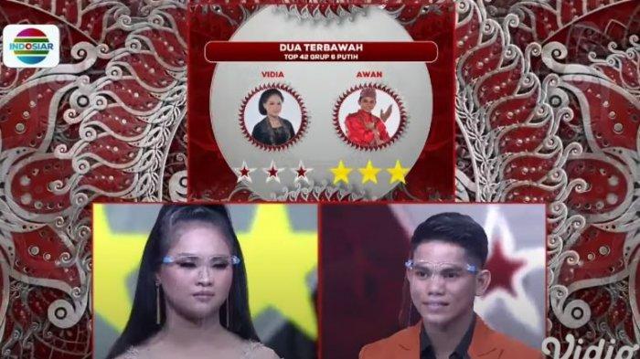 Hasil LIDA 2021, Faisal Kalteng Tertinggi, Vidia Jawa Tengah Tersenggol di TOP 42 Grup 6 Putih