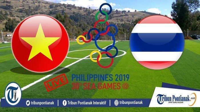 Hasil Thailand vs Vietnam Tentukan Nasib Timnas U23 Indonesia, Live Streaming SESAAT LAGI