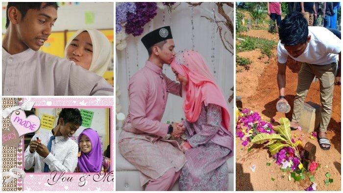 Viral Kisah Cinta, Pacaran 8 Tahun & Baru 3 Bulan Nikah, Suami Harus Rela Ditinggal Istri Selamanya