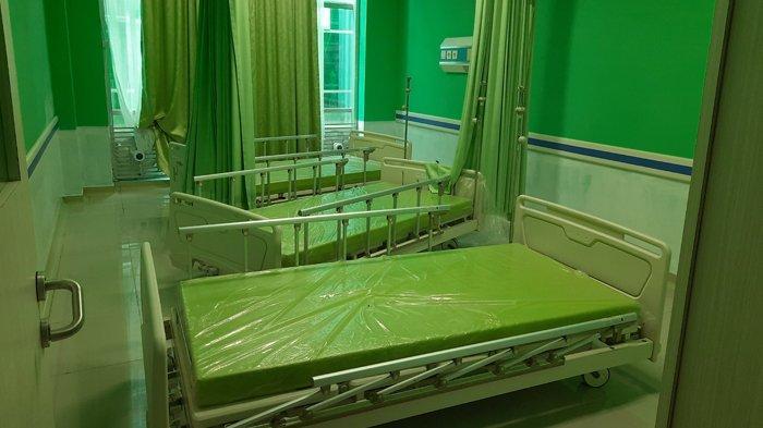 Virus Corona Mengganas, RSD Madani Pekanbaru Bersiap Tambah Kapasitas Ruang Isolasi dan Ruang ICU