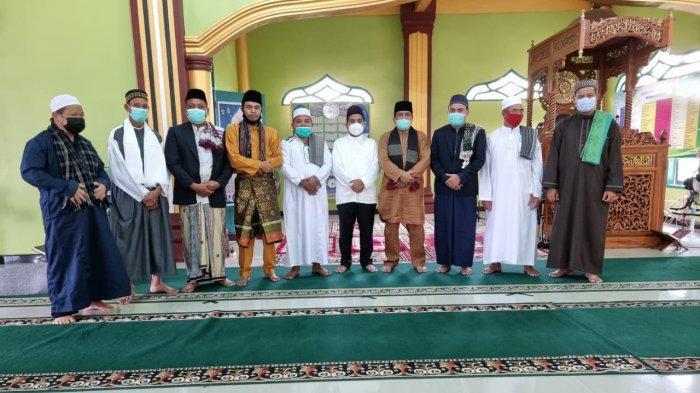 Wakil Bupati Pelalawan Berlebaran di Kampung Halaman,Cari Zona Kuning agar Bisa Salat Ied di Masjid