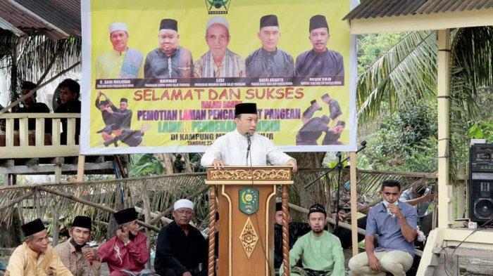 Wabup Siak Husni Minta Silat Tradisi Melayu Kembali Dibuka di Kampung-kampung